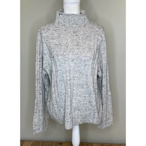 NWT MADEWELL Donegal Evercrest Turtleneck Sweater